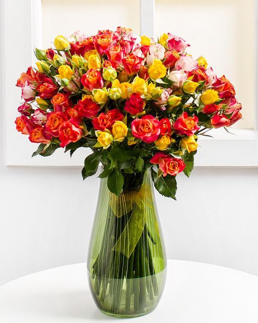 Smulkiažiedės roželės