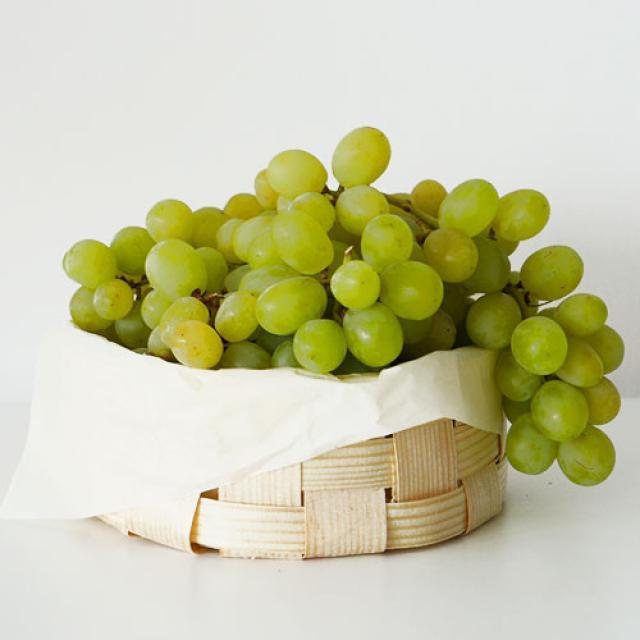 Vynuogių krepšelis