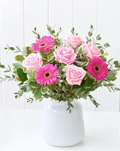 Rožinė laimė