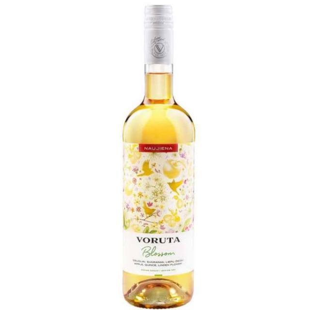 Baltasis vaisių vynas Voruta (0%)