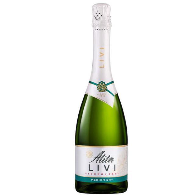 Alita Livi medium dry (0%), 750ml
